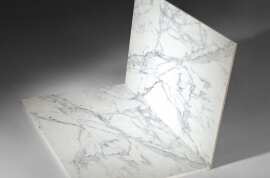 Wandtegels 60x60 - Kera New Bianco Carrara Natural Finished