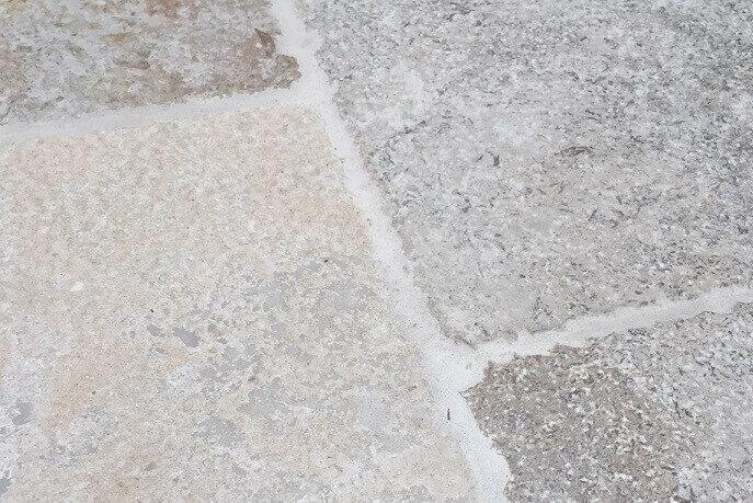 Wandtegels 50 cm - vrije lengte - Vieux Medoc Epoque - Franse Dallen