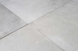 Terrastegels 80x80 - Beton Lime