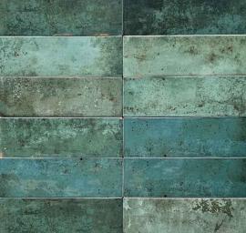 Vintage wandtegels - Tennessee Green