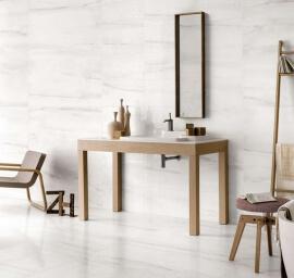 Wandtegels 30x60 - Bianco d'Italia Statuario - Semi gepolijst