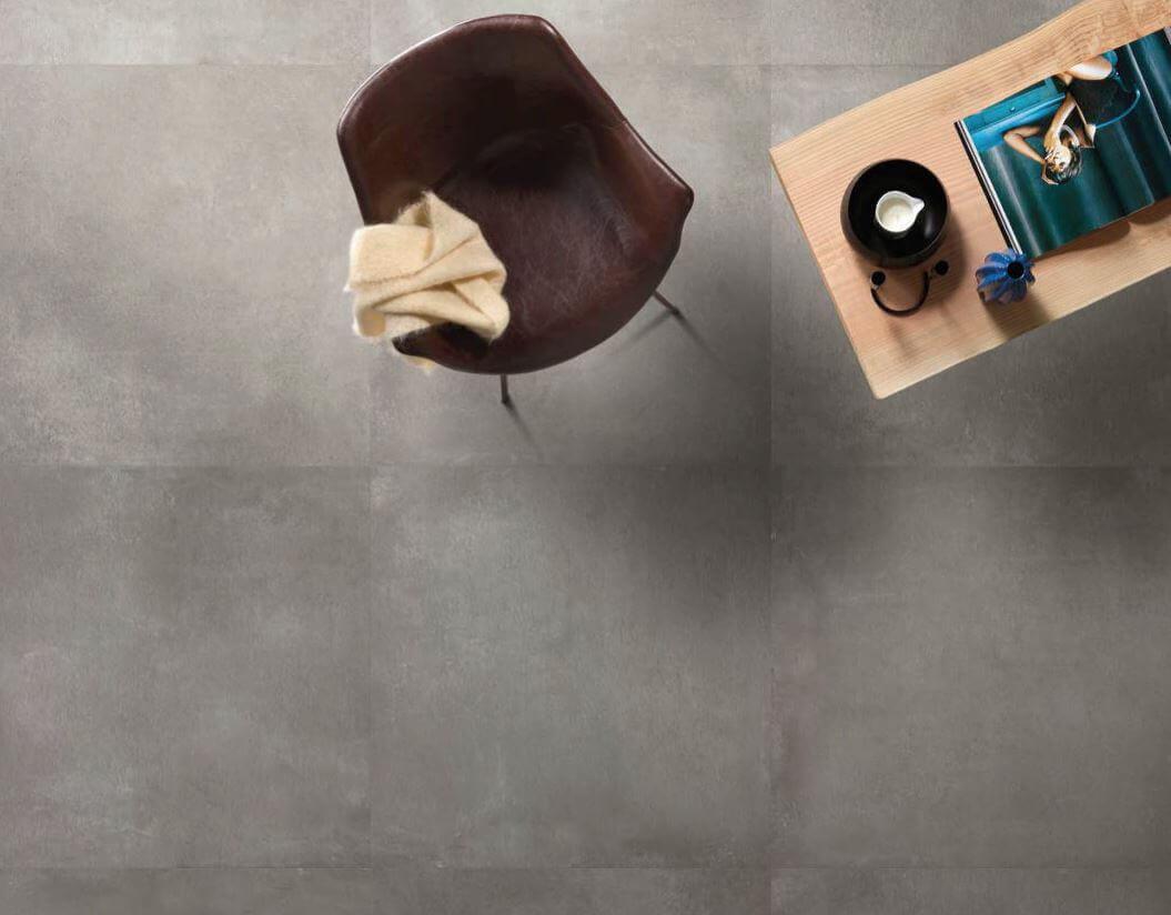 Industrieel look vloertegels - Gravity Dust