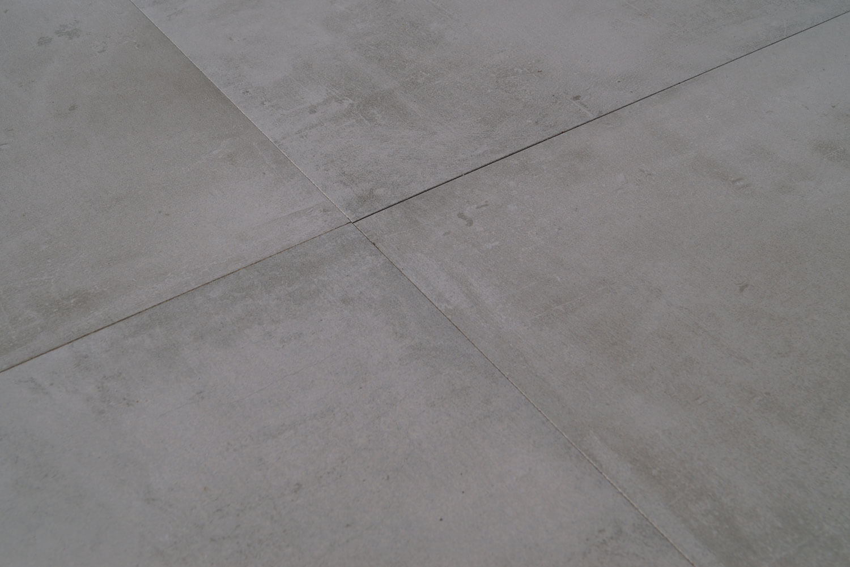 Terrastegels Beton Look - Stark Grau