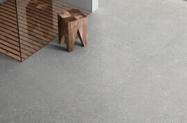 Tegels 90x90 - Grainstone Rough Grey - Naturale