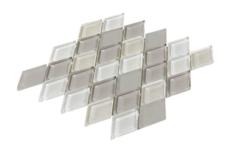 Mozaïek tegels - Jewel Cream