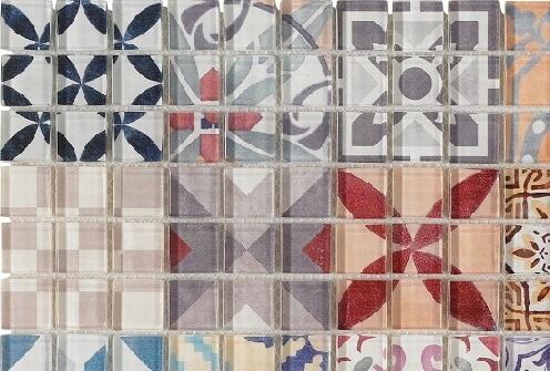 Mozaiek wandtegels - Kenitra