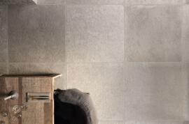 Grijze vloertegels - Thecourt Grey