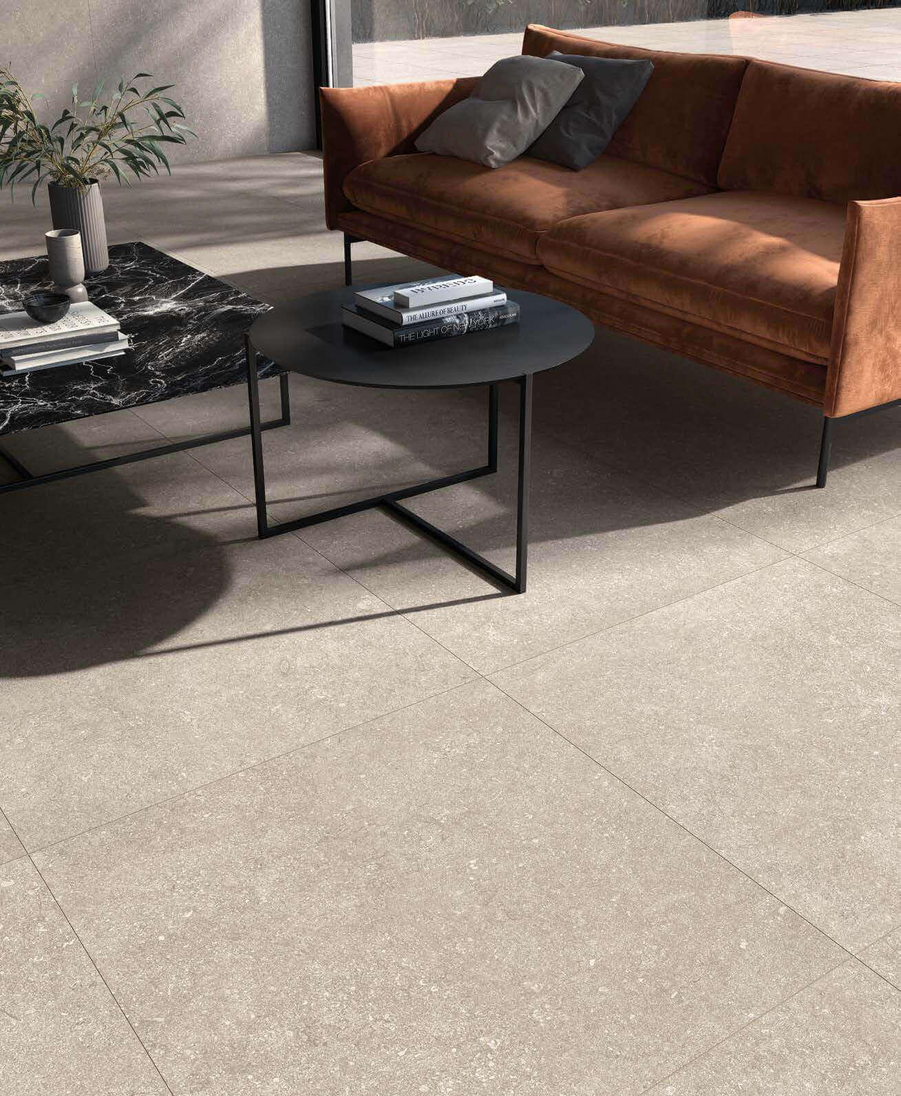 Kalksteen Look vloertegels - Le Reverse Dune Elegance