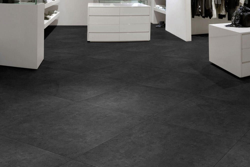 Wandtegels Basalt Look - Evolution Antracite