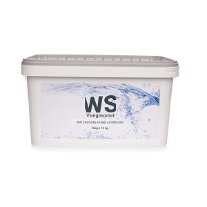 Onderhoud & verwerking - WS Voegmortel Easy Fine Grijs 15 kg