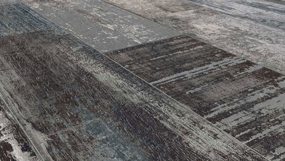 Wandtegels 15x120 - Colorart Carbon