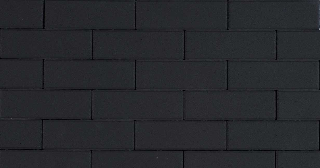 Betontegels 10,5x31,5 - Design Longstone Black Emotion 31,5x10,5 Glad