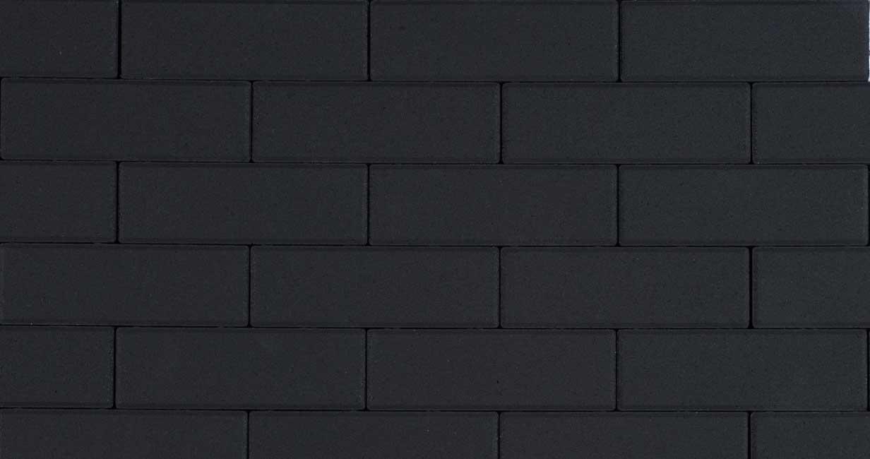 Betontegels 10,5x31,5 - Design Longstone Black Emotion 31,5x10,5 Glad