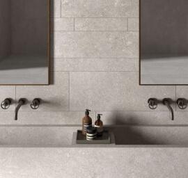Wandtegels 40x80 - Le Reverse Opal Elegance