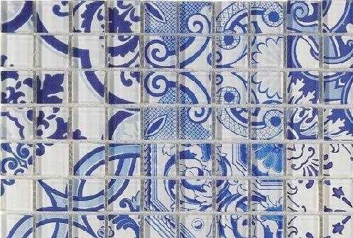 Mozaiek wandtegels - Agadir