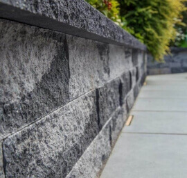Stapelblokken - Wallblock Split Zeeuws bont
