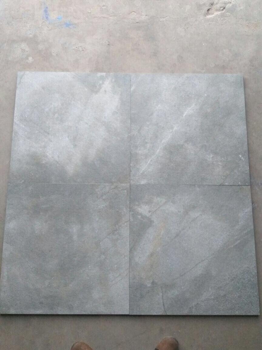 Terrastegels Quartsiet Look - Quartz Stone Gris