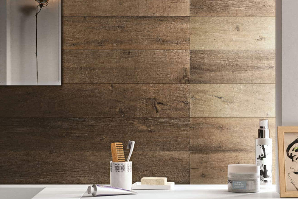 Vloertegels houtlook 20x180 cm - Cadore Bosco (Binnen)