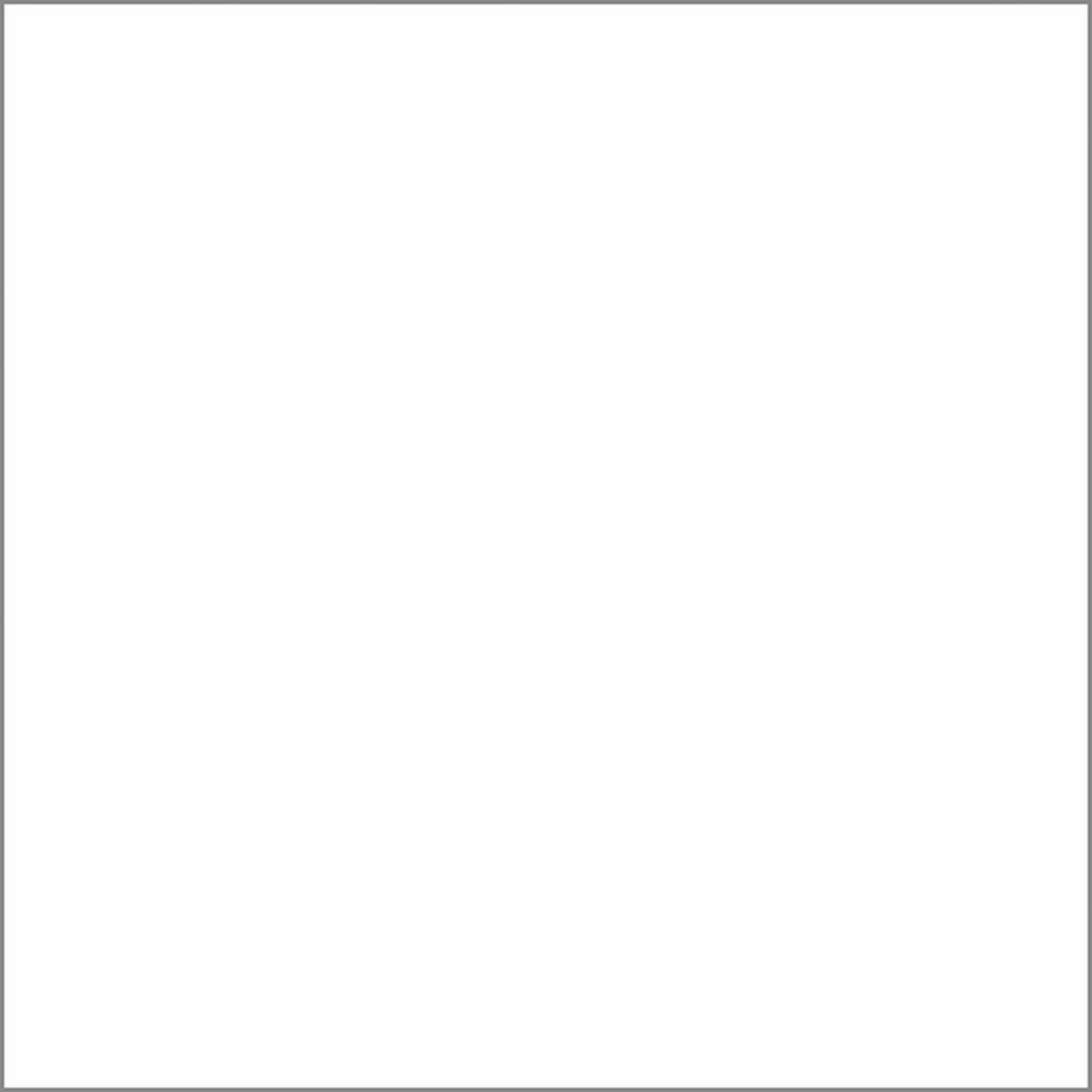 Witte vloertegels - Patchwork Black & White - White