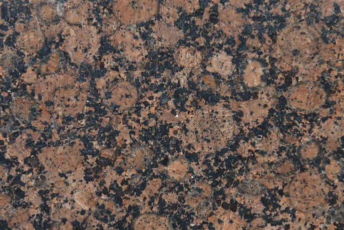 Graniet wandtegels - Baltic Brown Graniet - Gepolijst