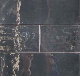 Zwarte wandtegels - Belvedere Black