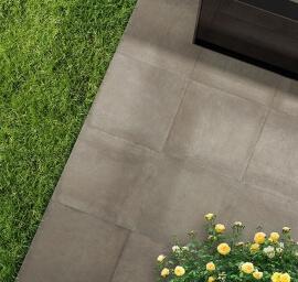 Keramiek op beton - CeraDeco Cemento Grigio