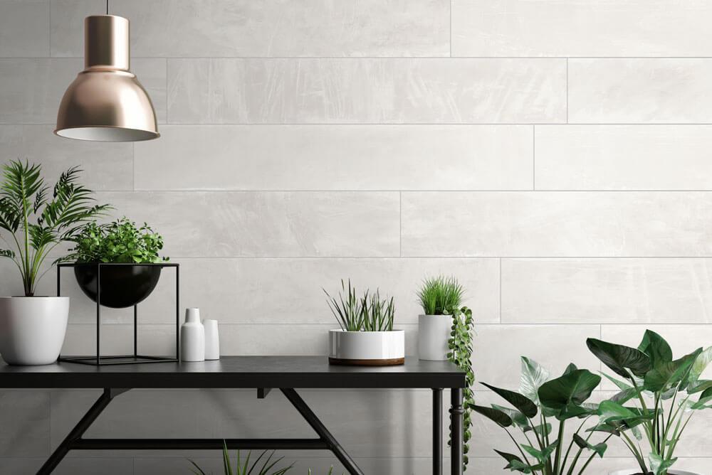 Vloertegels betonlook 80x80 cm - Mark Greige