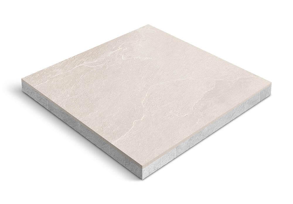Keramiek op beton - CeraDeco Nordica Sand