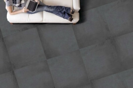 Wandtegels Beton Look - Gravity Dark