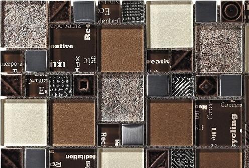 Mozaiek wandtegels - Inspiration Cinnamon