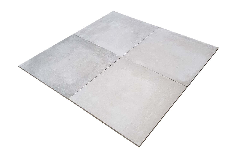 Terrastegels 80x80 Beton.Beton Lime Keramische Terrastegels V A 36 32 P M2