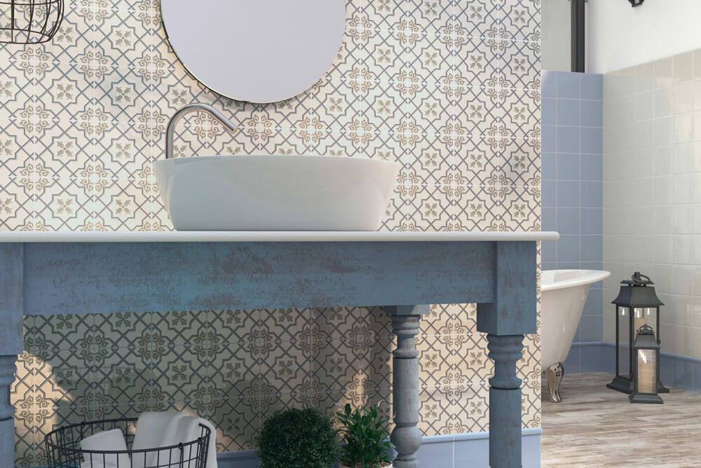 Portugese Tegels Outlet : Portugese cementtegels vs keramische portugese look tegels